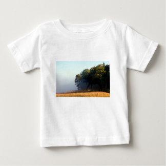 Camiseta Para Bebê Alces da sombra