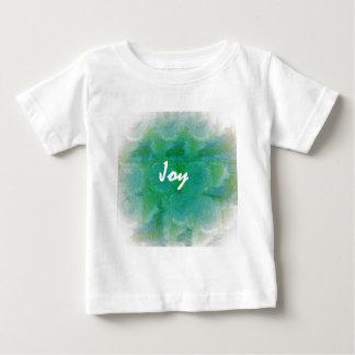Camiseta Para Bebê Alegria