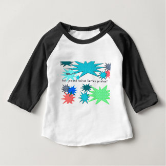 Camiseta Para Bebê Alemão - tolo