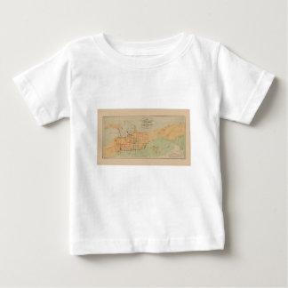 Camiseta Para Bebê alexandria1866