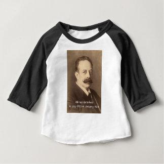 Camiseta Para Bebê Alfred Grunfeld