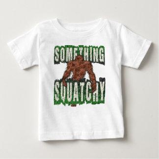 Camiseta Para Bebê Algo Squatchy