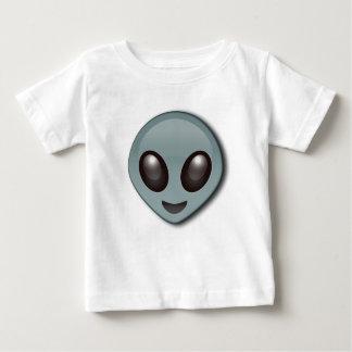 Camiseta Para Bebê Alienígena Eyed inseto