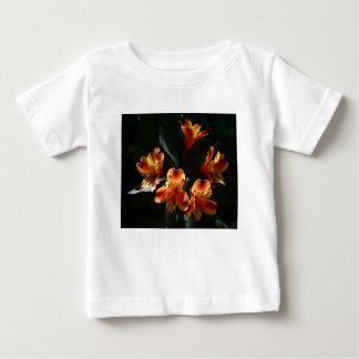 Camiseta Para Bebê alstroemère