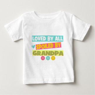 Camiseta Para Bebê Amado por tudo