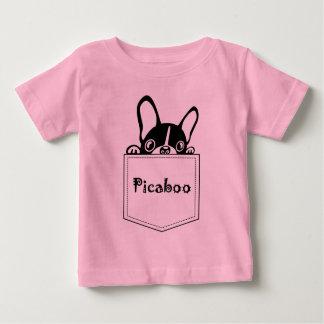 Camiseta Para Bebê Amante do cão! Woof!