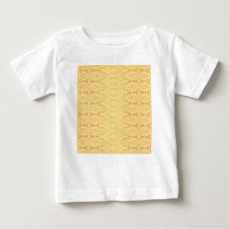Camiseta Para Bebê amarelo