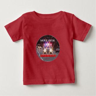 Camiseta Para Bebê Ambulance_Move_Over.gif