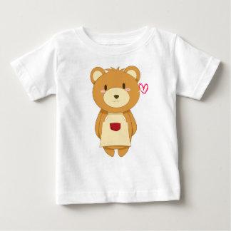 Camiseta Para Bebê Ame meu Mama Carregamento