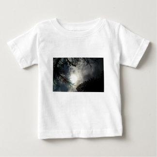 Camiseta Para Bebê Ame o céu
