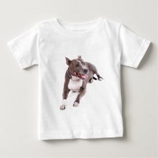 Camiseta Para Bebê american staffordshire terrier