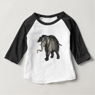 Camiseta Para Bebê 🐘 amigável do elefante