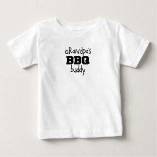 Camiseta Para Bebê Amigo do CHURRASCO do vovô