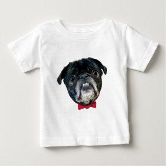 Camiseta Para Bebê Amor do PUG