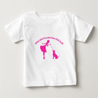 Camiseta Para Bebê amor pitty