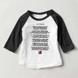 Camiseta Para Bebê Amor psychédélique - Jogos de Palavras - François