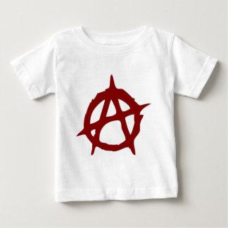 Camiseta Para Bebê Anarquia - UMA: Impressão
