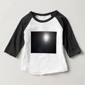Camiseta Para Bebê Anel brilhante