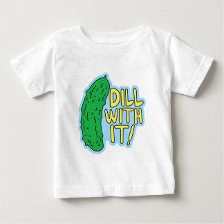 Camiseta Para Bebê Aneto com ele