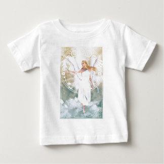 Camiseta Para Bebê Anjo da luz