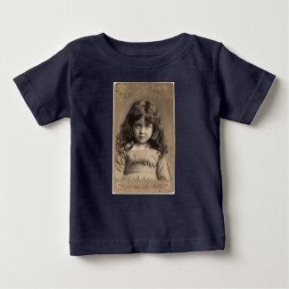 Camiseta Para Bebê Anjo do vintage