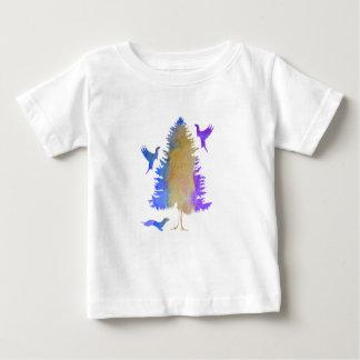 Camiseta Para Bebê Anjos