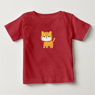 Camiseta Para Bebê Ano do cão