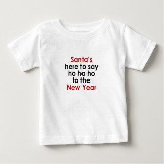 Camiseta Para Bebê Ano novo