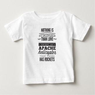 Camiseta Para Bebê Apache