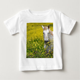 Camiseta Para Bebê Apenas curioso