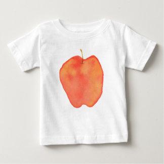 Camiseta Para Bebê Apple