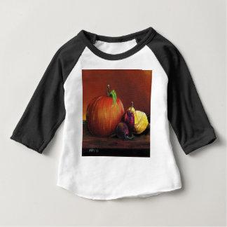 Camiseta Para Bebê Apple, ameixa e limão