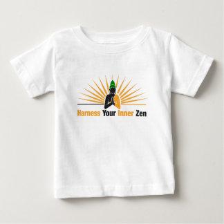Camiseta Para Bebê Aproveite seu zen interno