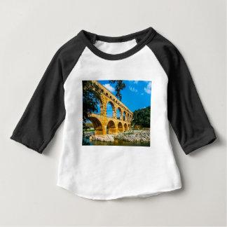 Camiseta Para Bebê Aquedct romano