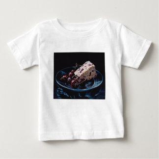 Camiseta Para Bebê Arando Stilton com cerejas