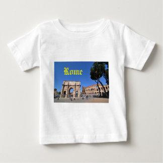 Camiseta Para Bebê Arco em Roma, Italia