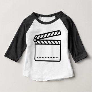 Camiseta Para Bebê Ardósia video
