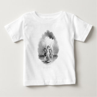 Camiseta Para Bebê Arquétipo do anjo
