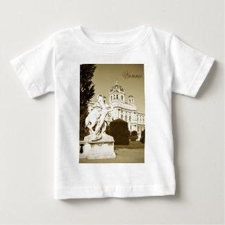 Camiseta Para Bebê Arquitetura em Viena, Áustria