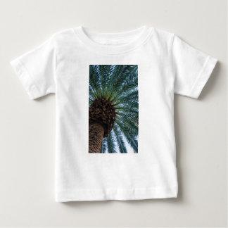Camiseta Para Bebê Arte da palmeira