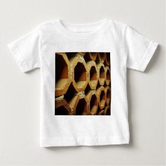 Camiseta Para Bebê Arte de caminhadas diárias