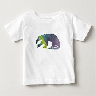 Camiseta Para Bebê Arte do Anteater