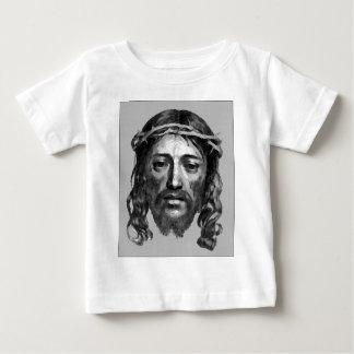 Camiseta Para Bebê Arte do cristão das messias do Th do Jesus Cristo