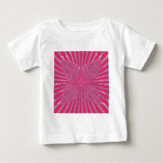 Camiseta Para Bebê Arte legal nervosa surpreendente bonita