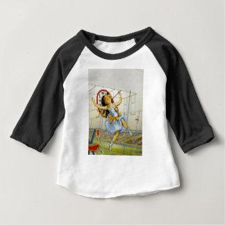 Camiseta Para Bebê Artista de Trapeeze
