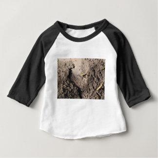 Camiseta Para Bebê As formigas vão marchar