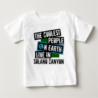Camiseta Para Bebê As pessoas as mais frescas na terra vivem na