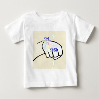 Camiseta Para Bebê ASL oh SIM