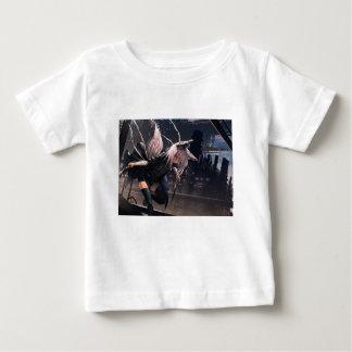 Camiseta Para Bebê Assassino do Fox