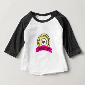 Camiseta Para Bebê assento à câmara do fanfarrão